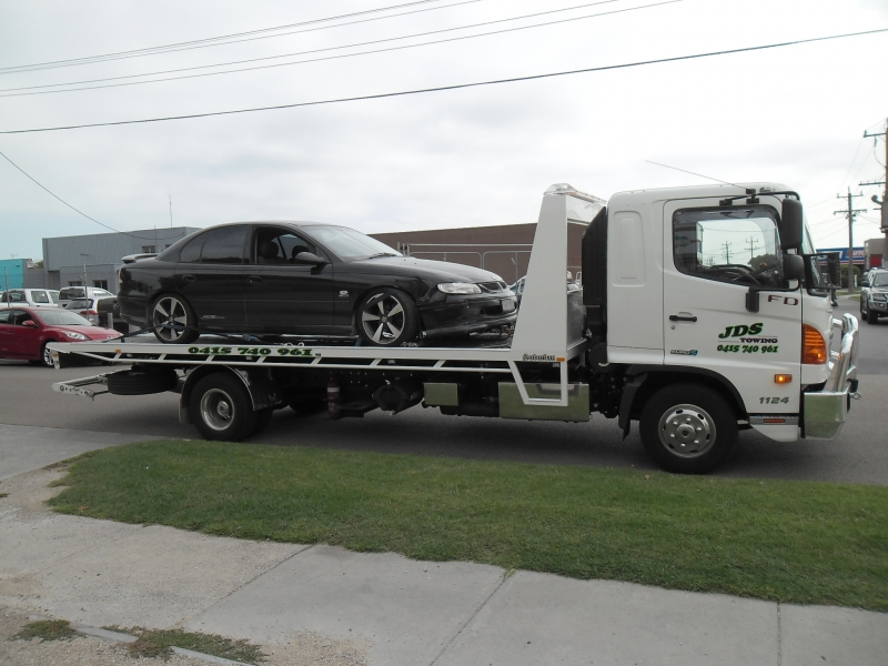 JDS Towing Services Car Towing