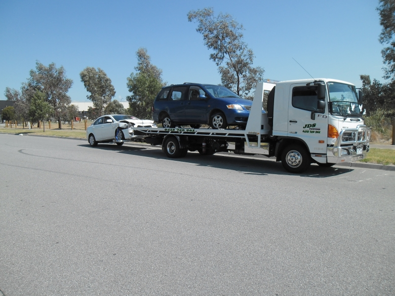 JDS Towing Services Towing Double Ups