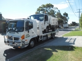 JDS Towing Towing Large Vehicles